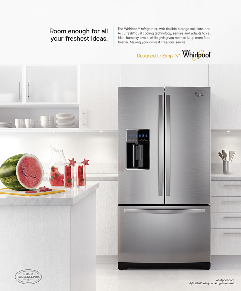 Whirlpool simple stories - Whirlpool service client ...